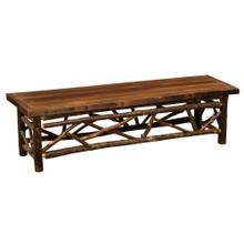 Twig Bench - 48-inch - Artisan seat