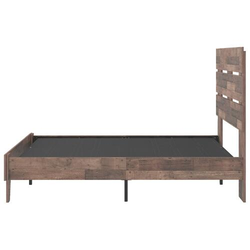 Neilsville Full Panel Platform Bed