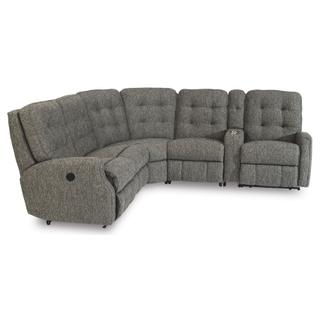 See Details - Devon Power Reclining Sectional