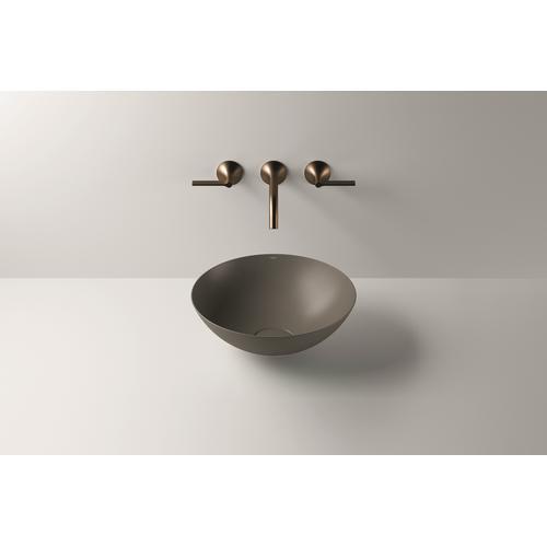 Dish basin, SB.Terra360, gravel matt