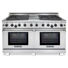 "60"" Heritage Series Gas Range"