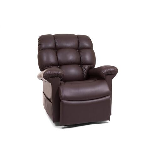 Cloud with Twilight Small Medium Power Lift Chair Recliner