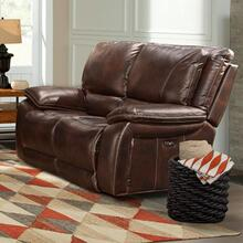 VAIL - BURNT SIENNA Power Loveseat