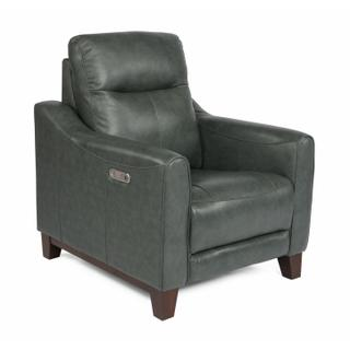 See Details - Forte Power Recliner with Power Headrest