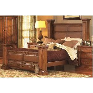 Progressive Furniture - 5/0 Queen Panel Bed