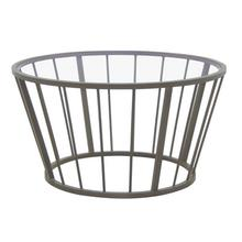 """View Product - 44"""" Avenue Round Chat Table"""