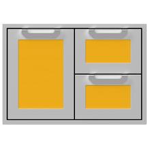 """30"""" Hestan Outdoor Combo Door/Drawer - AGSDR Series - Sol"""