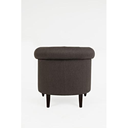 Grace Club Chair- Easy Living Charcoal