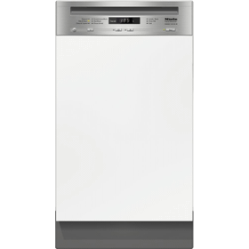 G 4720 SCi AM - Integrated, Slimline dishwasher with visible control panel, cutlery tray and custom panel ready, ADA Compliant