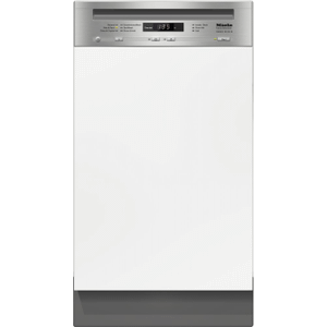 Miele  G 4720 SCi AM - Integrated, Slimline dishwasher with visible control panel, cutlery tray and custom panel ready, ADA Compliant
