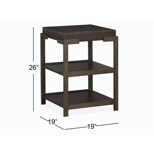 Square Accent Table