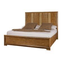 Raffia Panel Bed 6/6