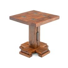 Timber Plank End Table