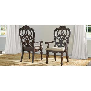 Steve Silver Co. - Royale 9 Piece Set(Table, 2 Arm Chairs & 6 Side Chairs)