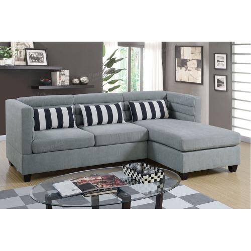 Gallery - 2-pcs Sectional Sofa
