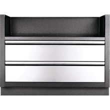 OASIS Under Grill Cabinet for BIG44 for Built-in 700 Series 44 , Grey