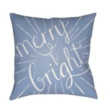 "Merry and Bright HDY-123 18""H x 18""W"