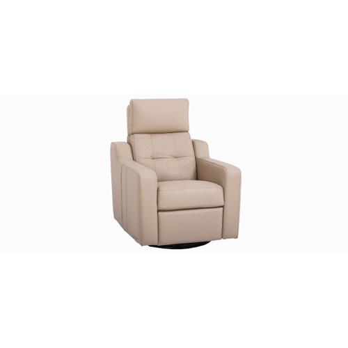 Corrado Swivel and rocking motion chair