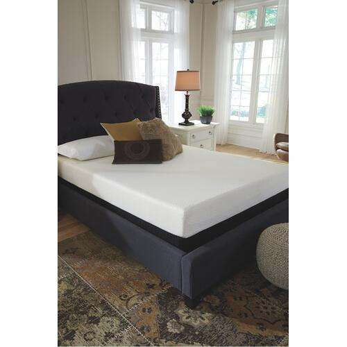 Chime 8 Inch Memory Foam King Mattress In A Box