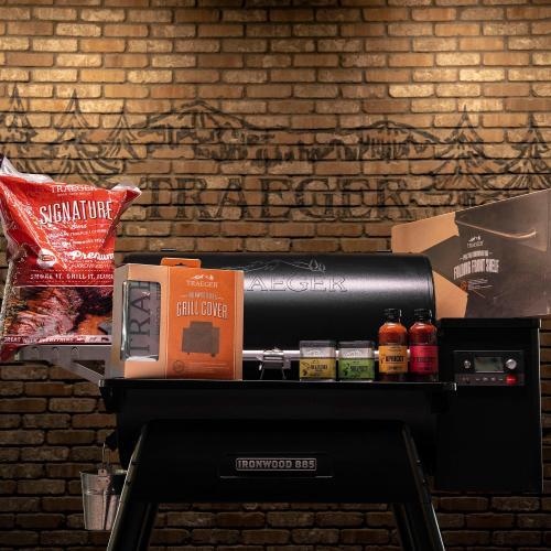 Traeger Ironwood Series 885 Pellet Grill