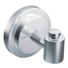 Iso chrome single robe hook