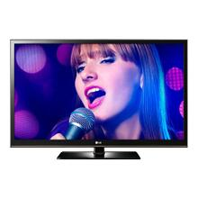 """See Details - 42"""" class (41.6"""" measured diagonally) Plasma Widescreen Commercial HDTV"""