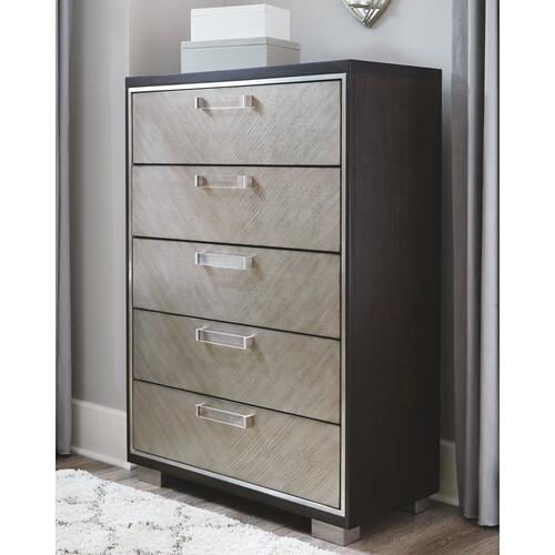 Maretto Chest of Drawers Two-tone