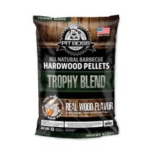 20 LB Trophy Blend Hardwood Pellets (Free Shipping)