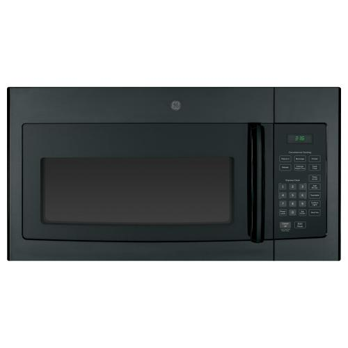GE Appliances - GE® 1.6 Cu. Ft. Over-the-Range Microwave Oven-Great Buy! Take it home today