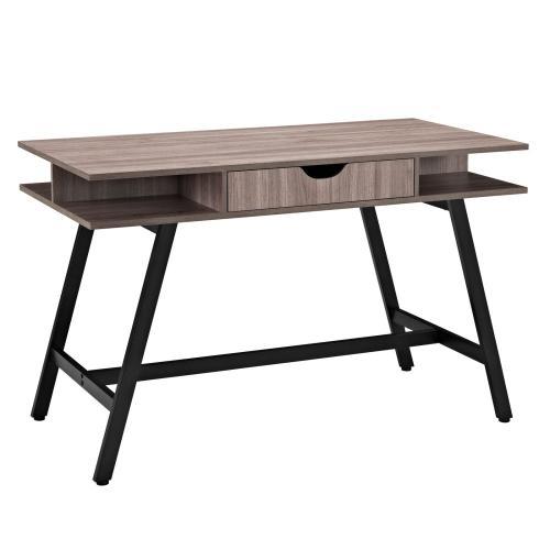 Turnabout Office Desk in Birch