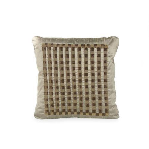 Steel Grey Pillow