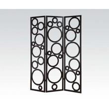 See Details - Black Wooden Screen