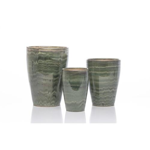 New Tall Planter - Set of 3