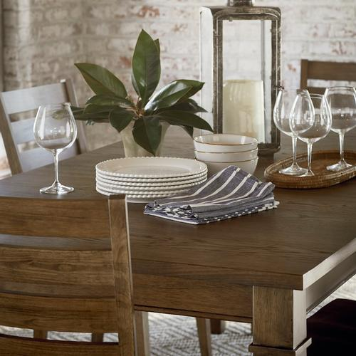 Provisions Tapered Leg Dining Table