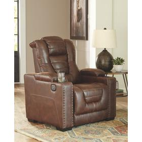 Owner's Box Power Recliner Thyme