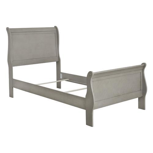 Kordasky Twin Sleigh Bed