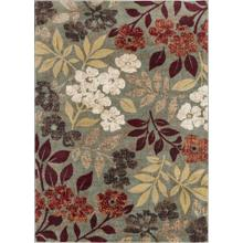 Deco - DCO1313 Seafoam Rug (Multiple Sizes Available)