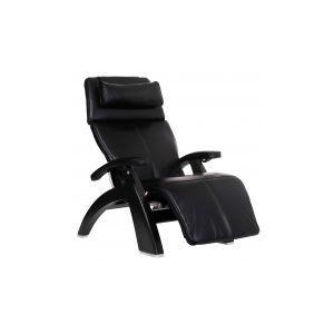 Perfect Chair ® PC-LiVE™ PC-600 Omni-Motion Silhouette - Black Premium Leather - Matte Black