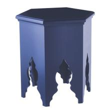 View Product - Navy Short Side Table.