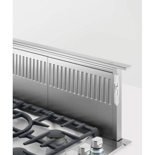 "Downdraft Range Hood, 36"", Telescopic"