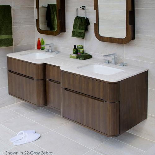 Quartz countertop for vanity H275.
