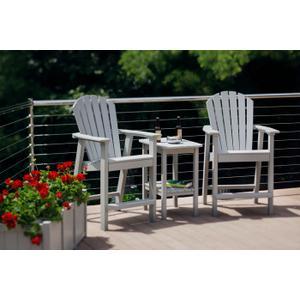 Seaside Casual - Adirondack Shellback Balcony Chair (017)