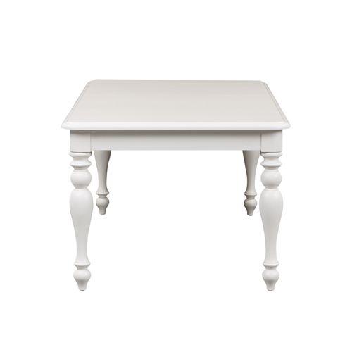 Rectangular Leg Table