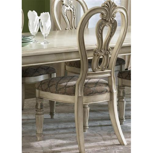 Liberty Furniture Industries - Splat Back Side Chair