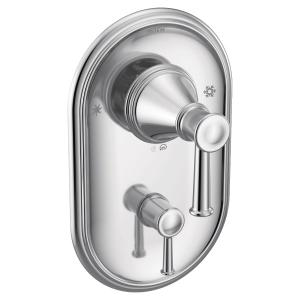Belfield chrome posi-temp® with diverter valve trim Product Image