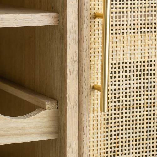 A & B Home - Wine Cabinet