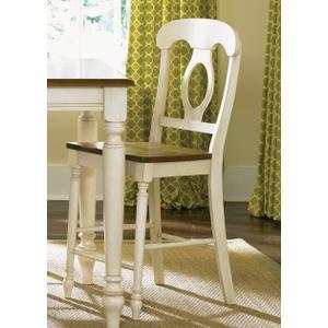 Liberty Furniture Industries - Napoleon Back Barstool - RTA
