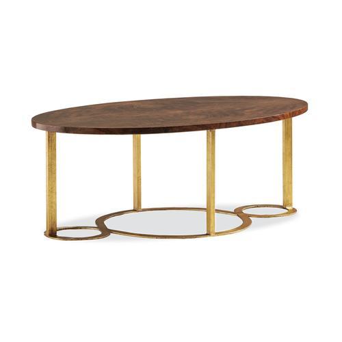 Maitland-Smith - ORBIT COCKTAIL TABLE