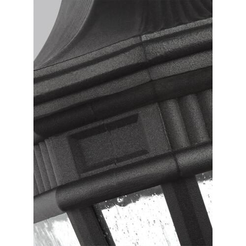 Cotswold Lane Medium Pendant Black