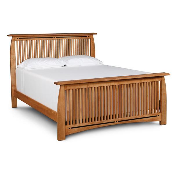 Aspen Slat Bed, California King
